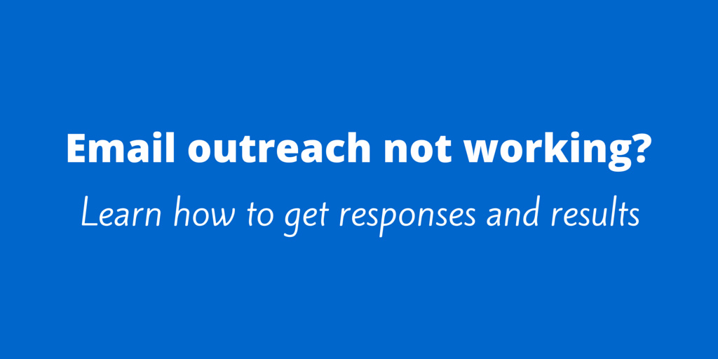 How to 3x Your Email Outreach Response Rate